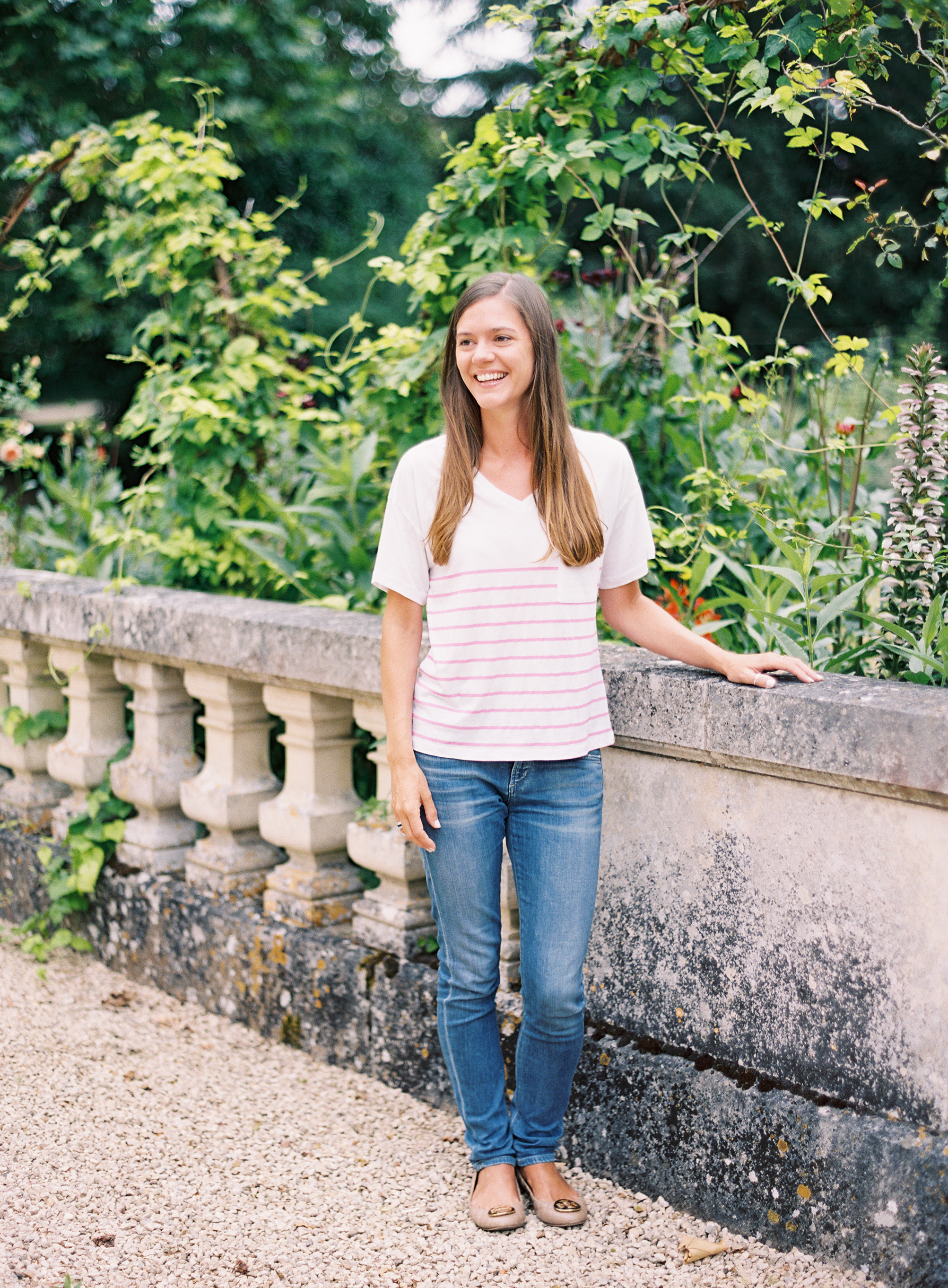 Lucy Davenport at Aynhoe Park