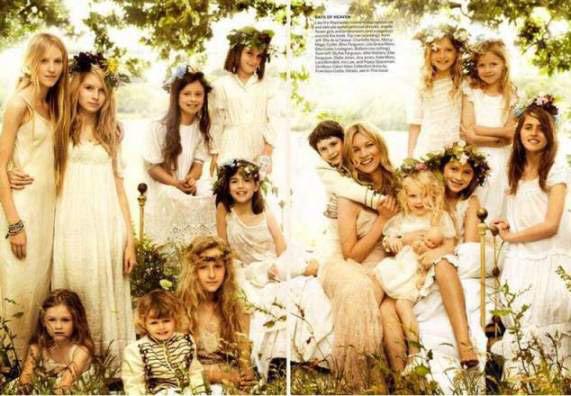 Aynhoe Park in Vogue
