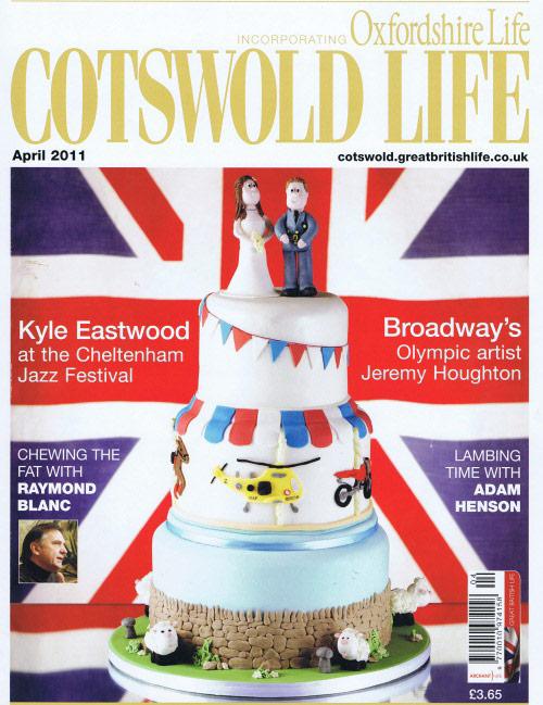 Cotswold Life, April 2011