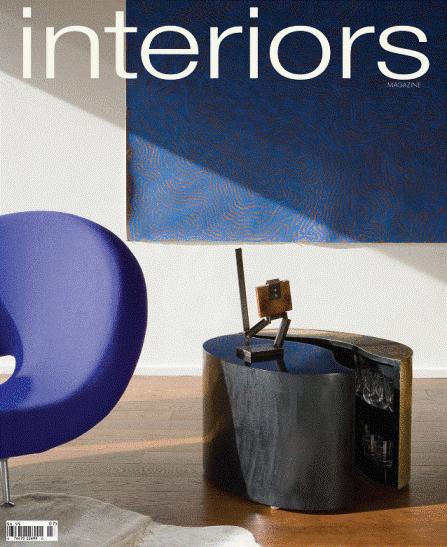 Interiors Magazine, June/July 2011
