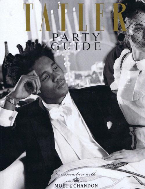 Tatler Party Guide, November 2011